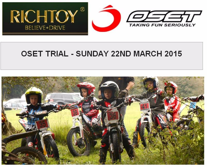 OSET‬ Trial - Sunday 22nd March 2015