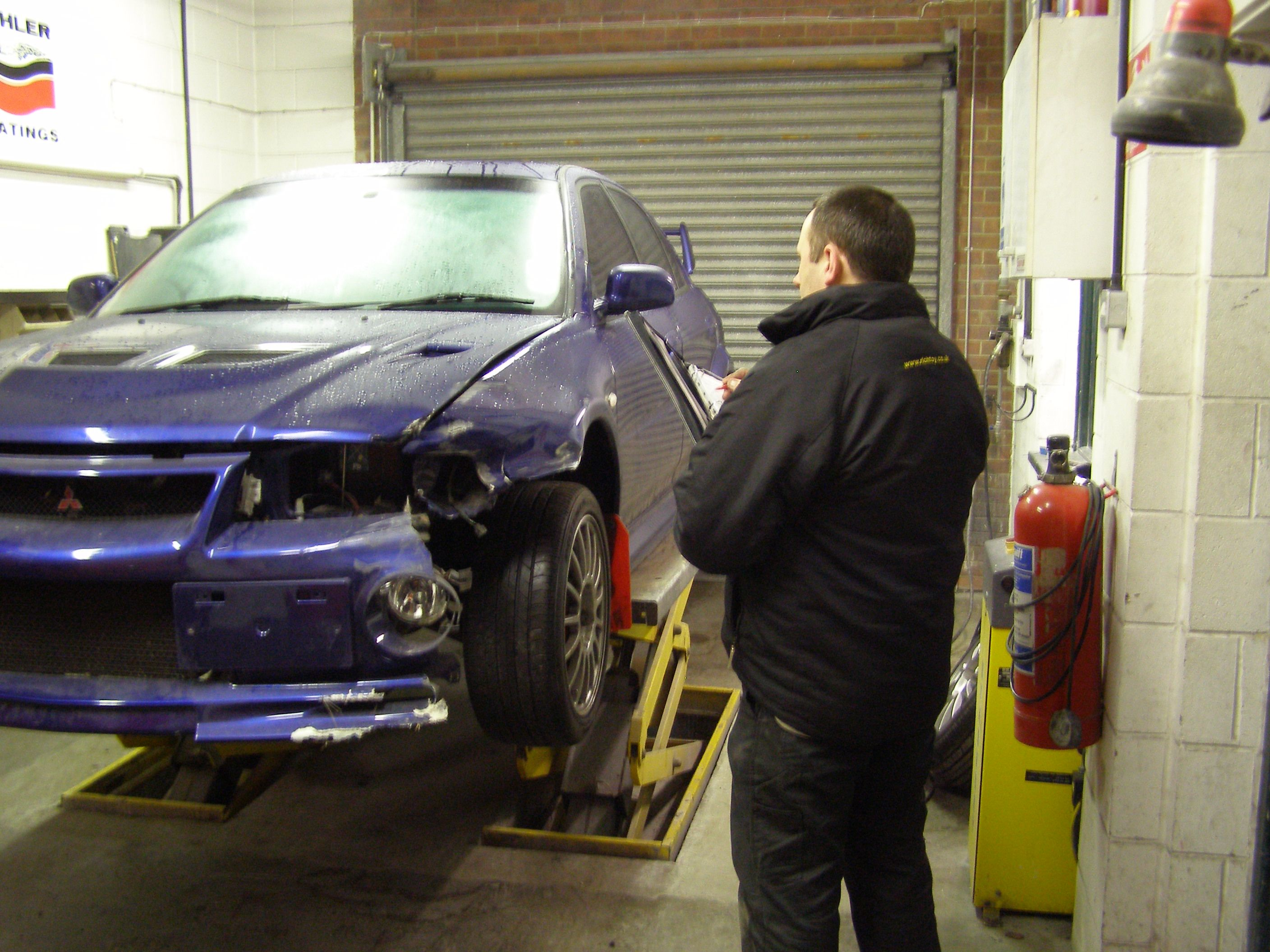IT IS YOUR RIGHT TO CHOOSE WHERE YOUR CAR IS REPAIRED AFTER AN ACCIDENT.