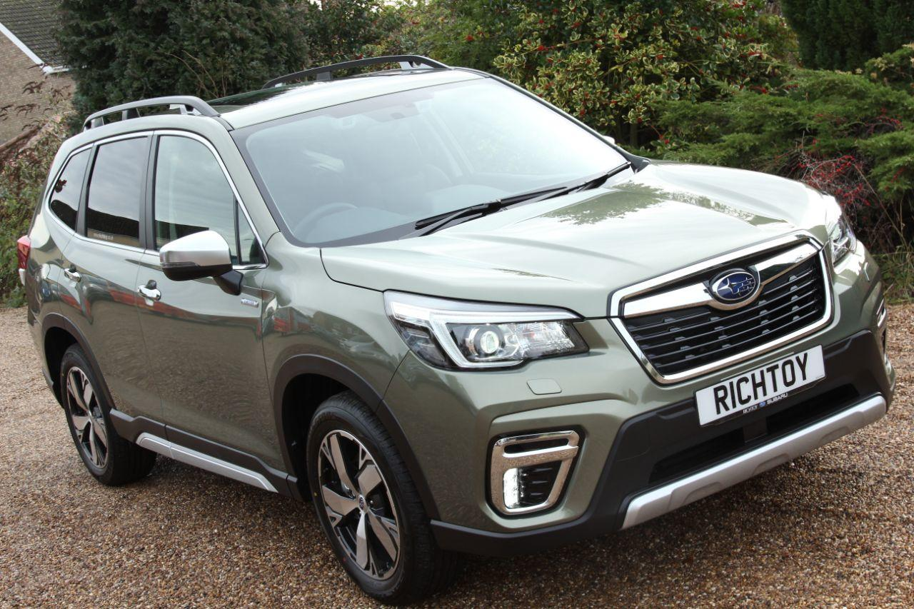 2020 Subaru Forester 2.0 e-Boxer XE Premium Lineartronic 4WD (s/s) 5dr